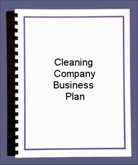 How to Prepare a Business Plan for a Window Cleaning